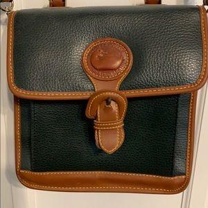 Vintage Dooney and Burke satchel